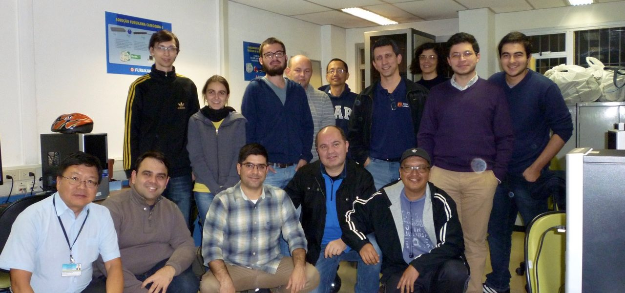 PCS recebe curso de Linux embarcado